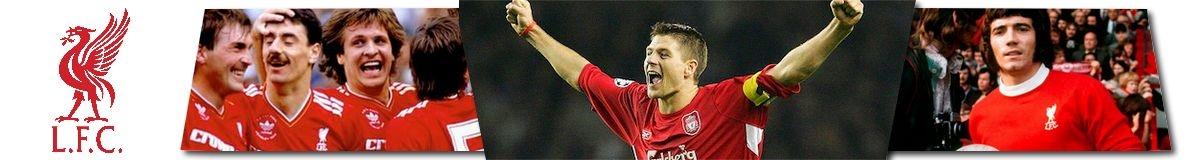 Camisetas Clásicas Liverpool FC