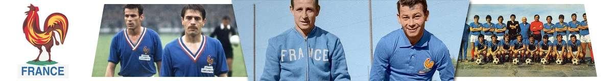 Camisetas Retro Francia