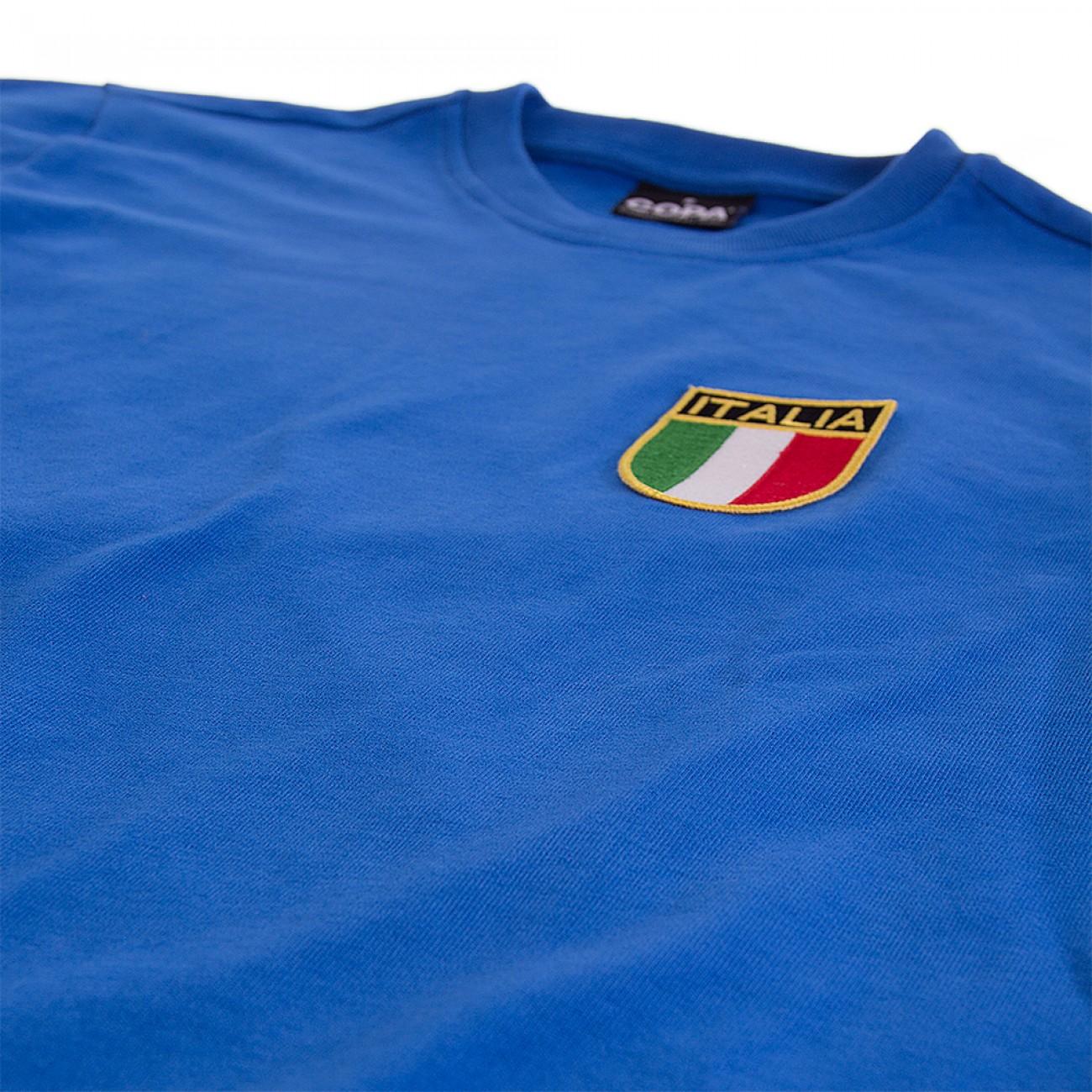 Camiseta antigua Selección Italiana Eurocopa 1968  540f96c655c0b