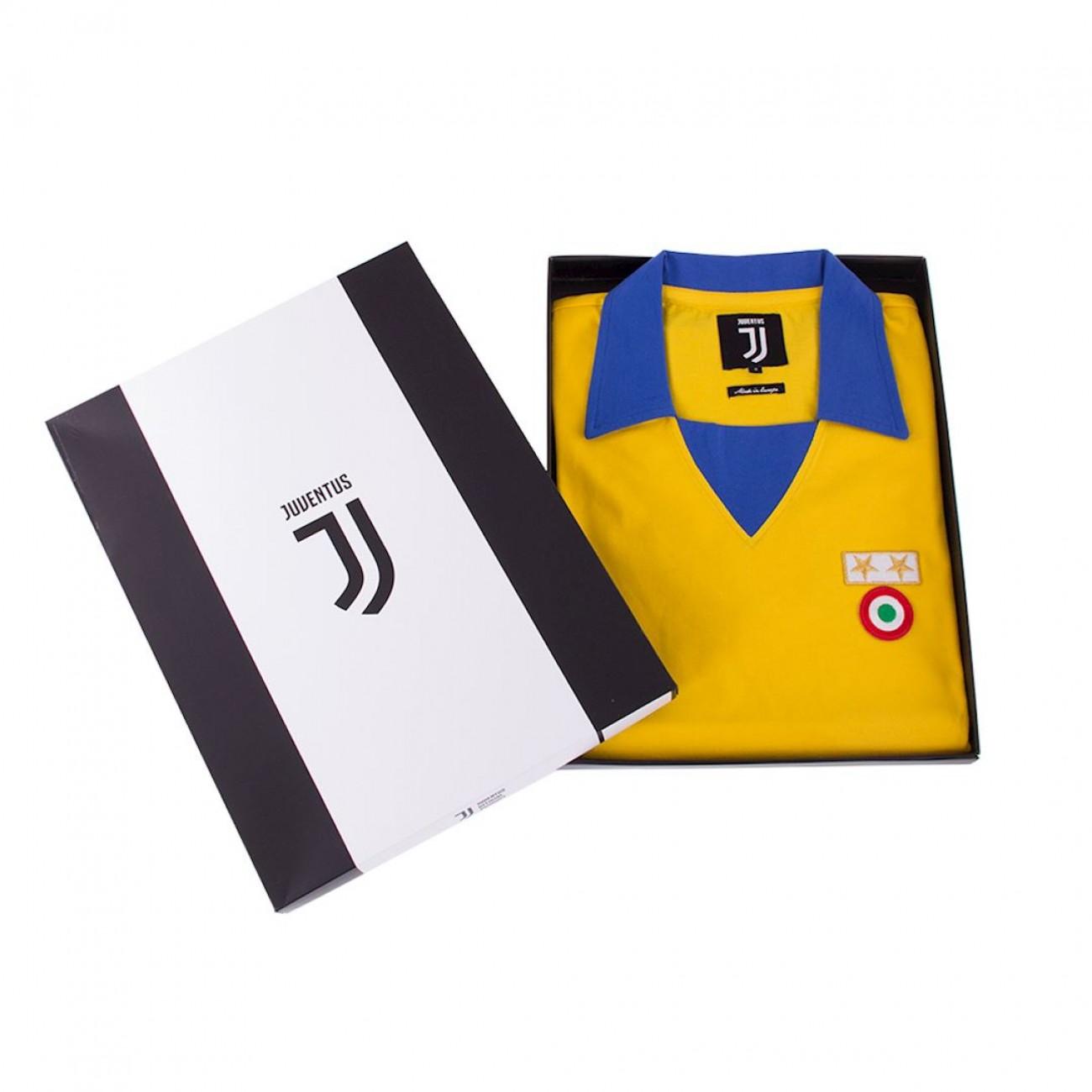 Camiseta Juventus 1983 84 Visitante  6419b388a73e3