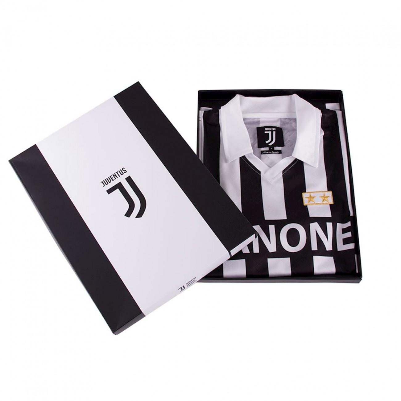 16e82f541 Camiseta Antigua Oficial Juventus Danone