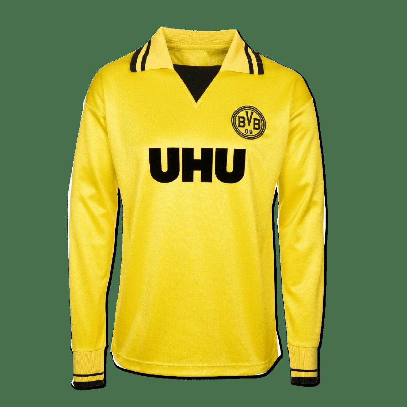 camiseta de futbol borussia dortmund