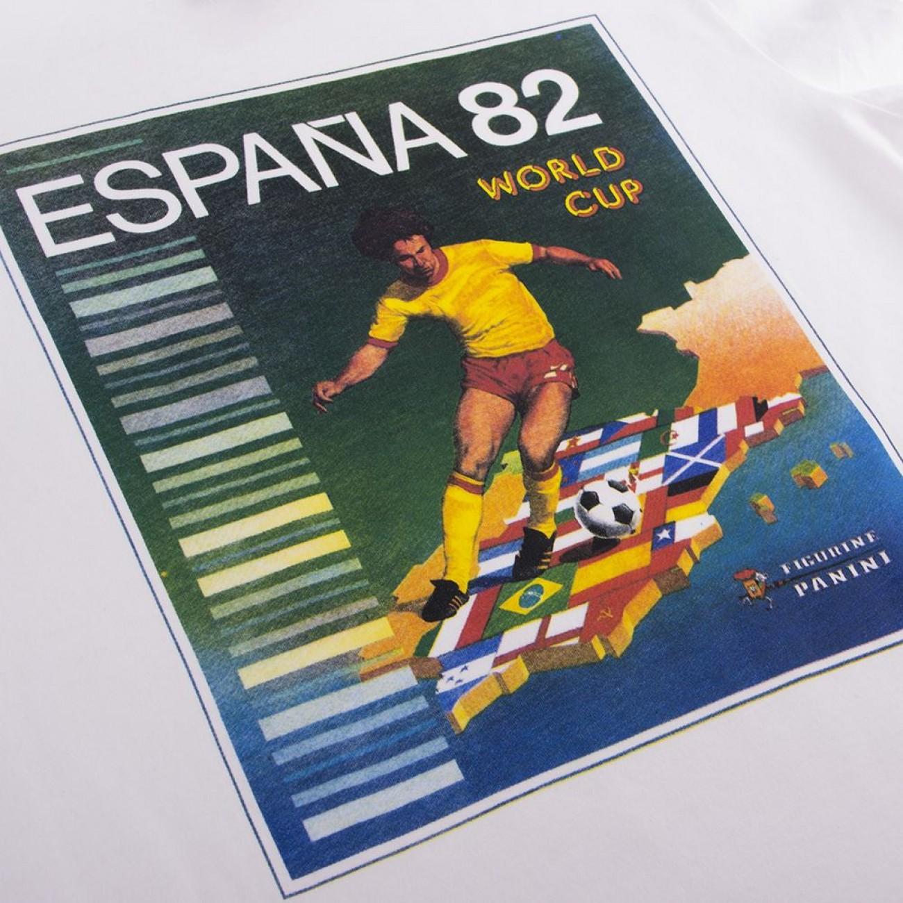 T-shirt 1982 World Cup