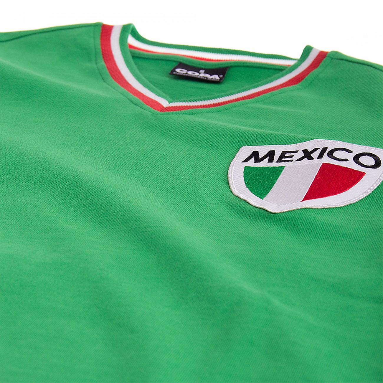 f13030c605c6b Camiseta fútbol México 1970. Selección Mexicana Fútbol