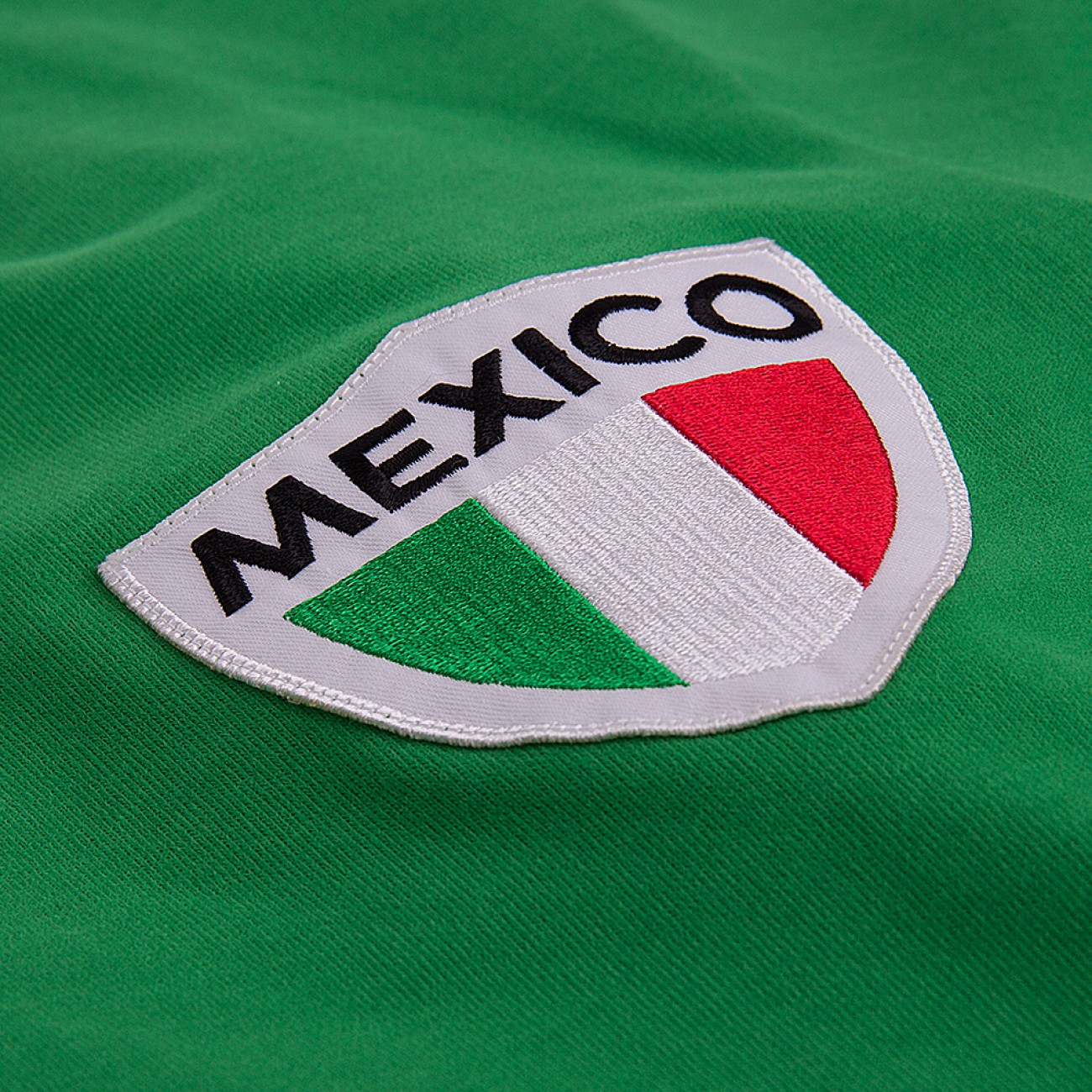 Camiseta fútbol México 1970. Selección Mexicana Fútbol  678160e6aaebd