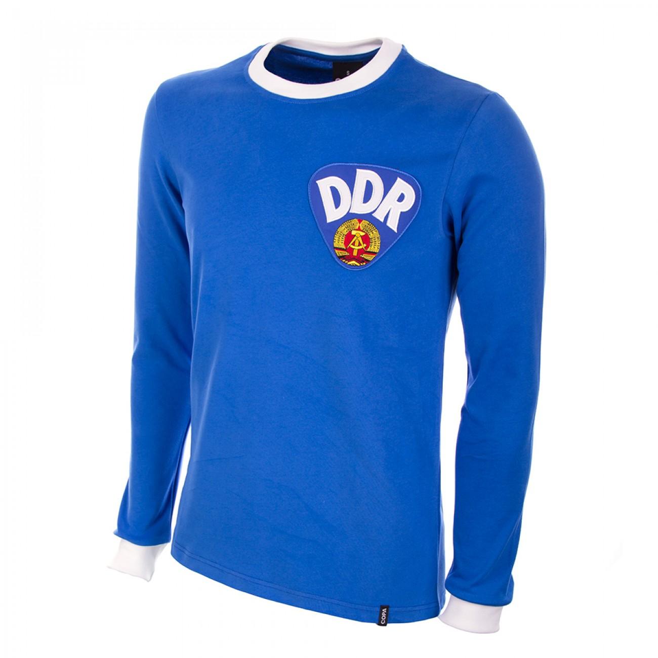 Camiseta antigua Alemania Oriental   Retrofootball®