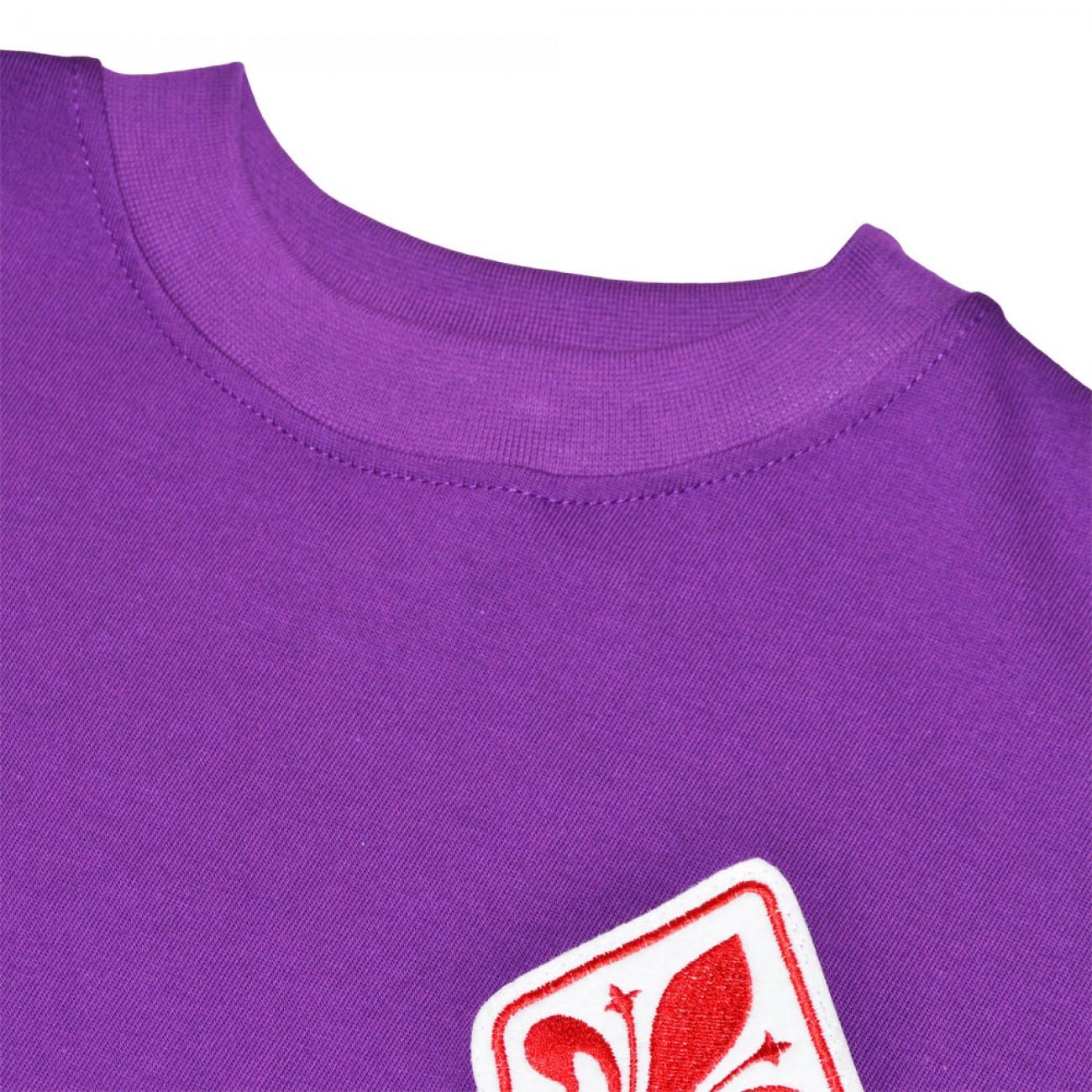 camisetas de futbol Fiorentina manga larga