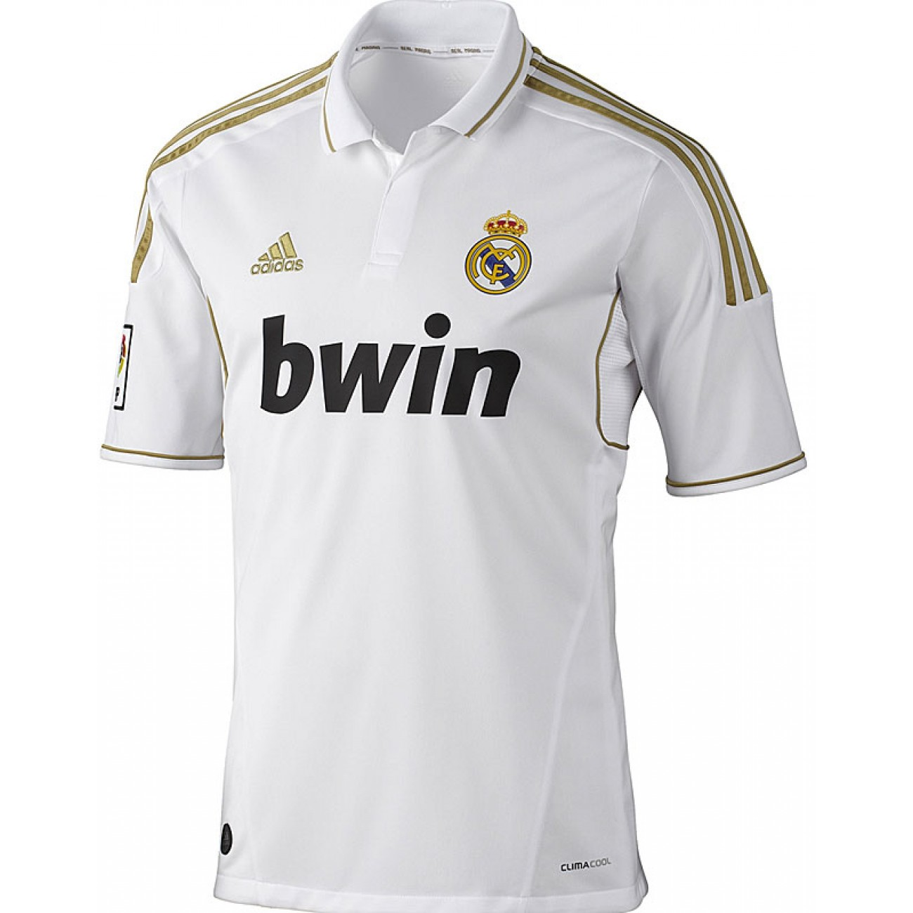 Camiseta Real Madrid 2011-12