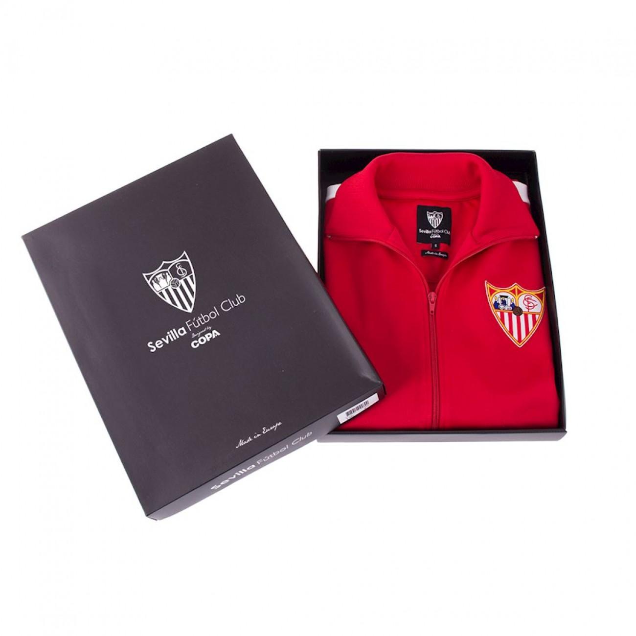 Chaqueta Sevilla FC 1970-71