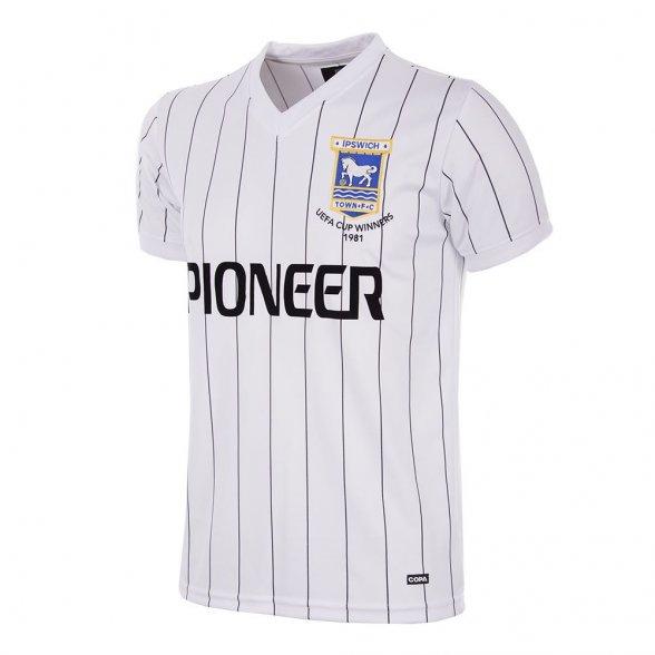 Camiseta Ipswich Town 1981/82 | Visitante