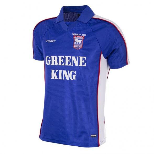 Camiseta Ipswich Town 1999/00