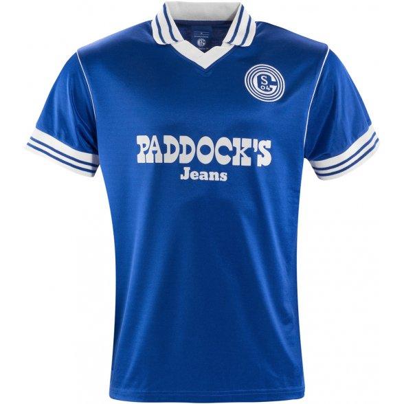 Camiseta FC Schalke 04 1983/84