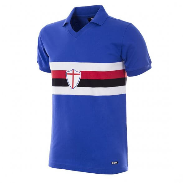 Camiseta UC Sampdoria 1981/82