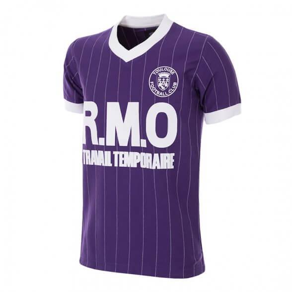 Camiseta FC Toulouse 1983/84