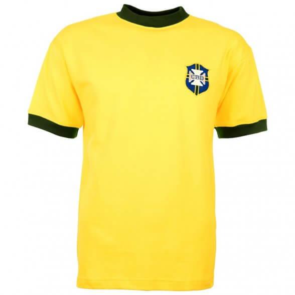 Camisetas Brasil 1970