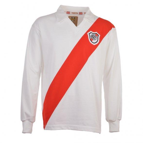 Camiseta River Plate años 60