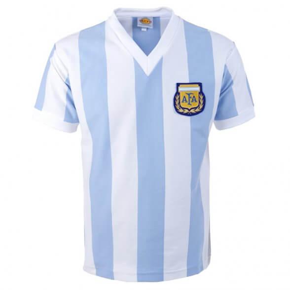 Camiseta Vintage Argentina Kempes