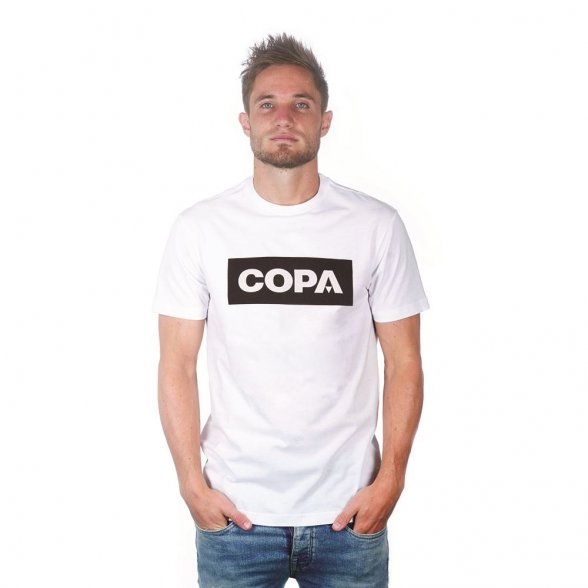 COPA Box Logo T-Shirt | White