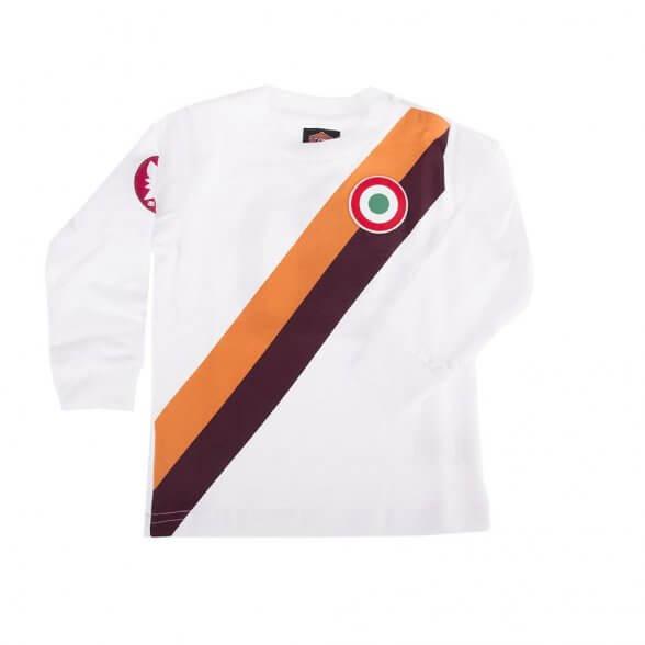 Camiseta retro AS Roma Niño - 2ª Equipación