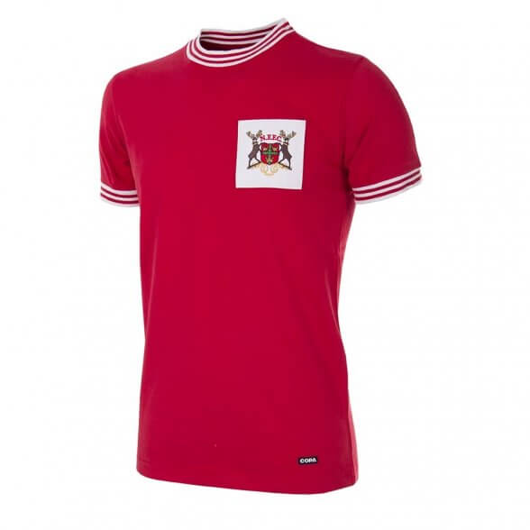 Camiseta Nottingham Forest 1966/67