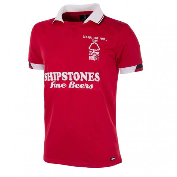 Camiseta Nottingham Forest 1987/88