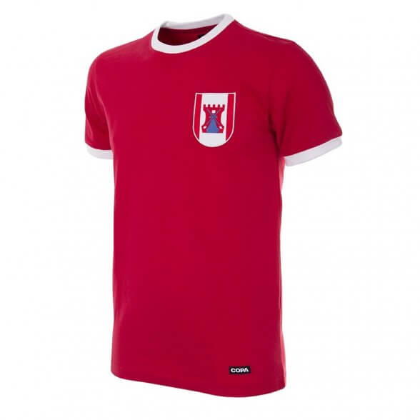 Camiseta AZ 1966/67