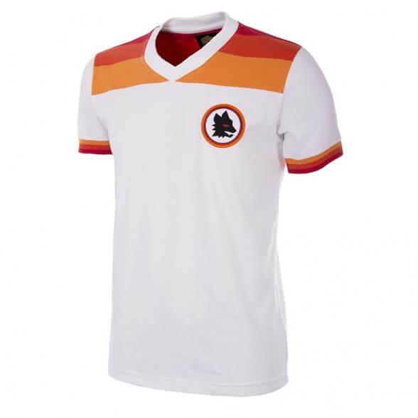 Camiseta AS Roma 1979-80 2ª equipación