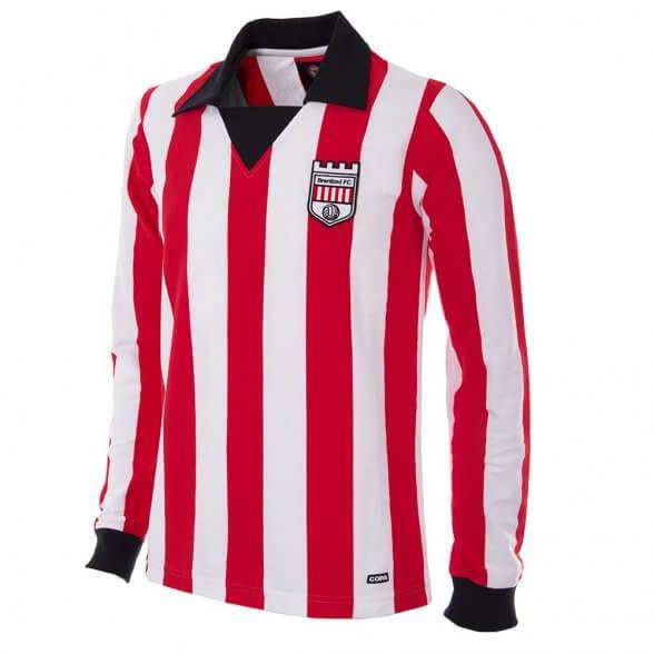 Camiseta Brentford FC 1974/75