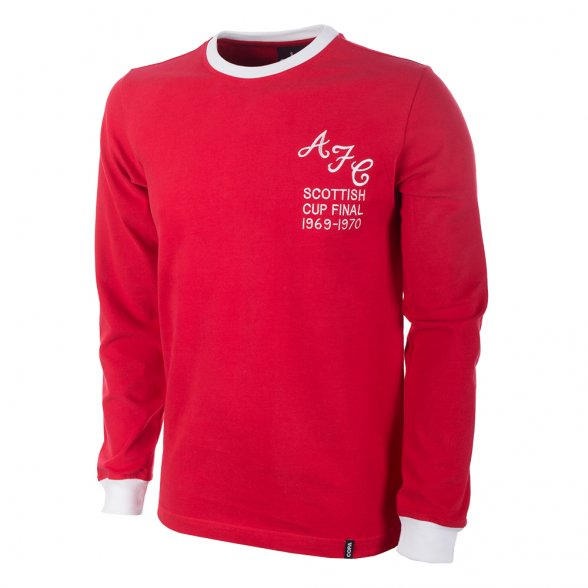 Camiseta Aberdeen 1969/70