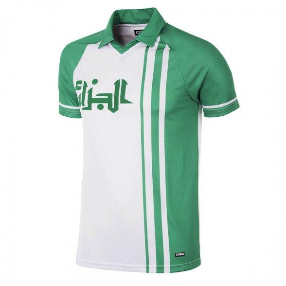 Camiseta Argelia Mundial 1982