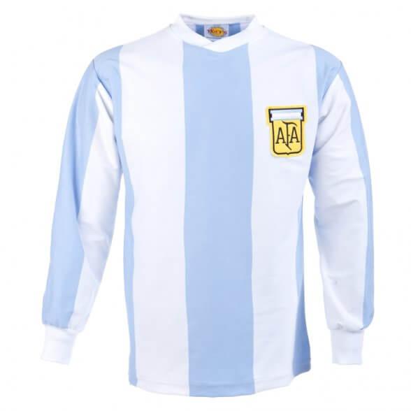 Camiseta Argentina Mundial 1978