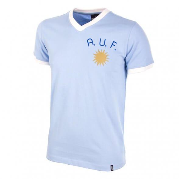 Camiseta Uruguay años 70