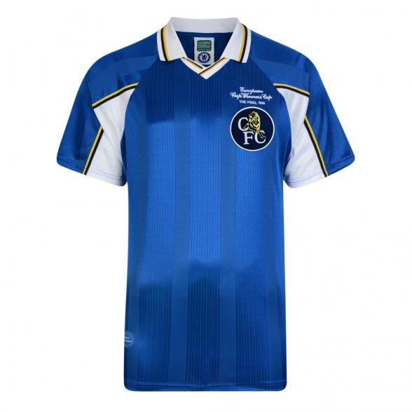 Camiseta Chelsea 1997-98