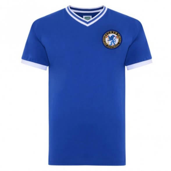 Camiseta Retro Chelsea 1960