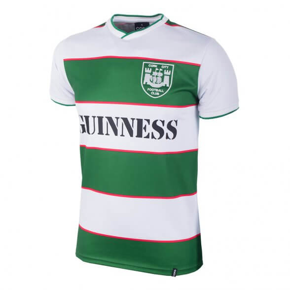 Camiseta Cork City 1984