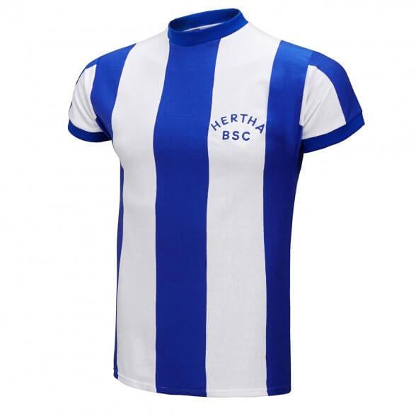Camiseta Hertha Berlín 1973-74