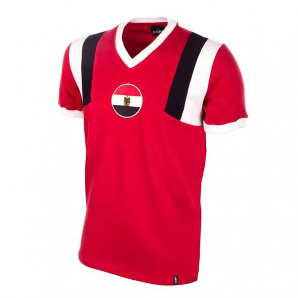 Camiseta Egipto años 80