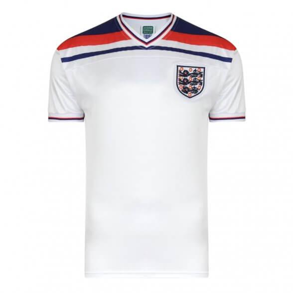Camiseta Inglaterra 1982