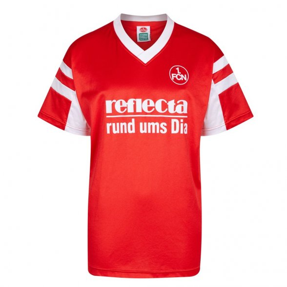 Camiseta Nurnberg 1988/89