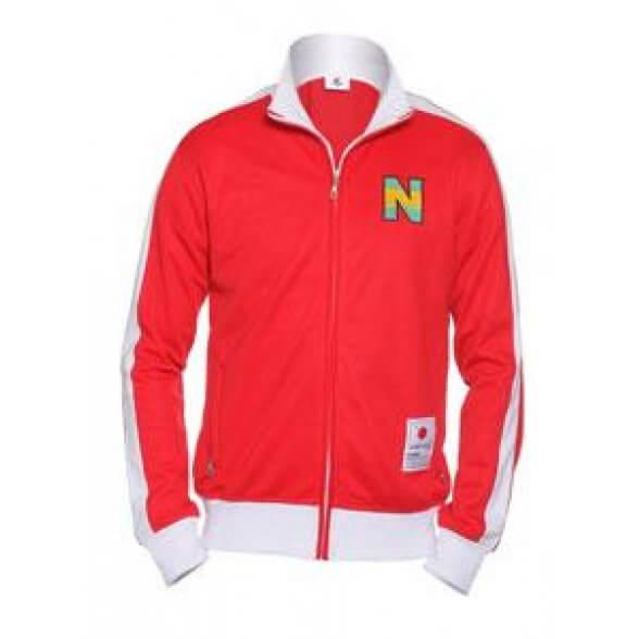 Chaqueta New Team 1985 roja - FC Nankatsu