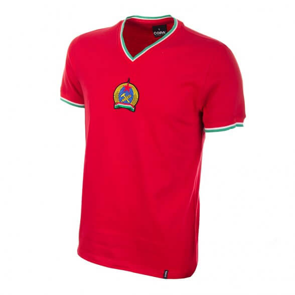 Camiseta retro Hungría años 70