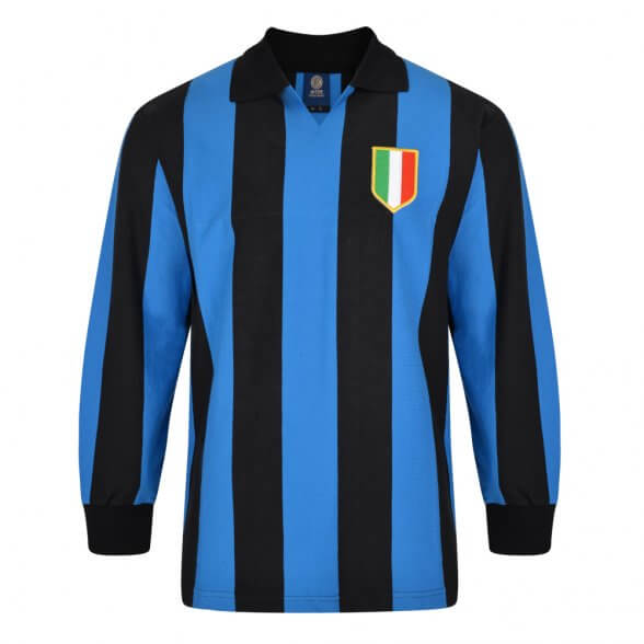 Camiseta retro Inter de Milan 1963/64
