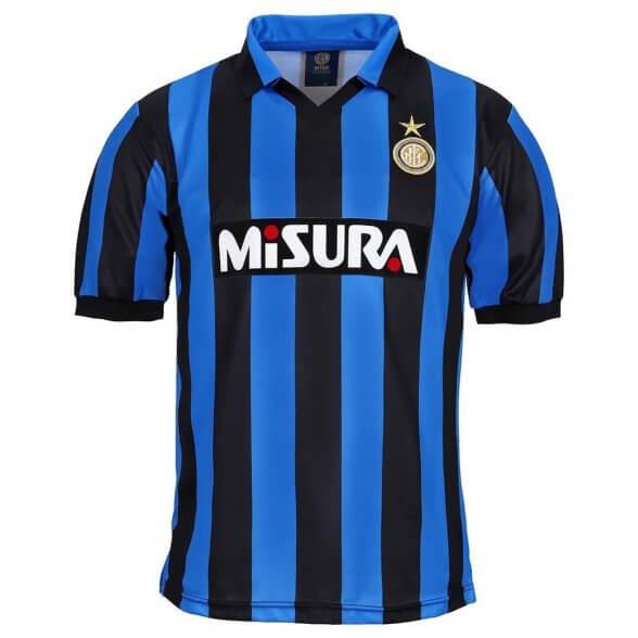 Camiseta retro Inter de Milan 1990/91