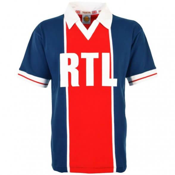 Camiseta Paris 1981-82 | Niño