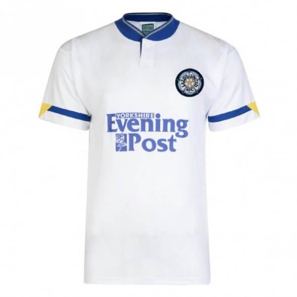 Camiseta Leeds United 1992