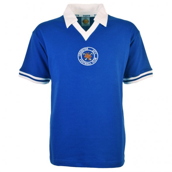 Camiseta Leicester City 1976-79