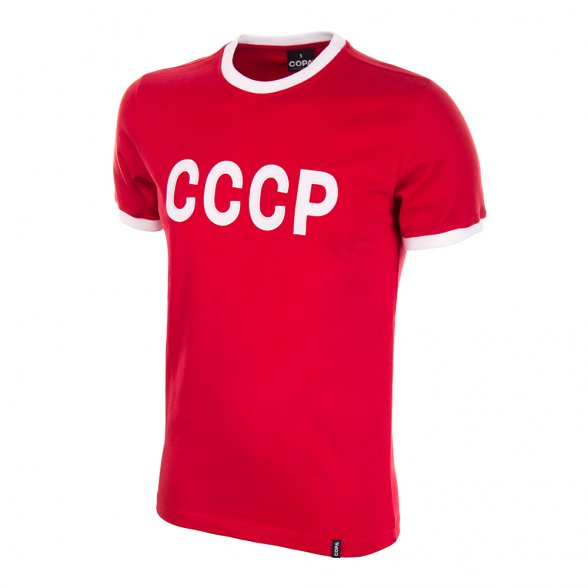 camiseta antigua unión sovietica retro y vintage