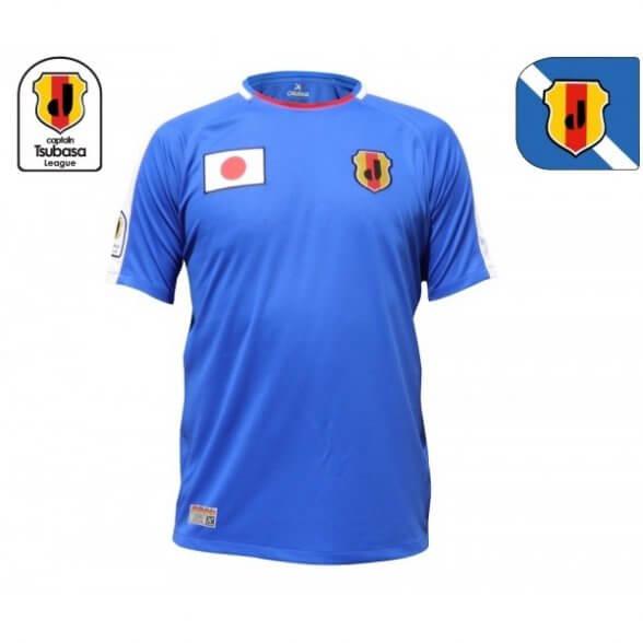 Camiseta de Tsubasa Ozora Japón
