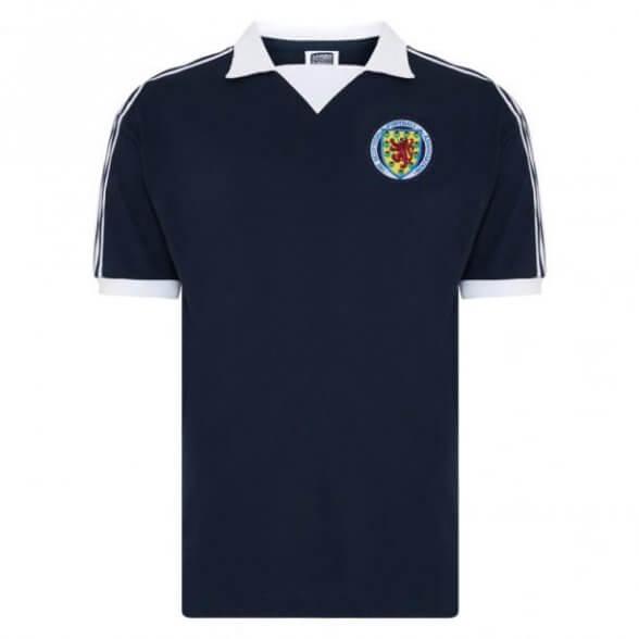 Camiseta Retro Escocia 1978