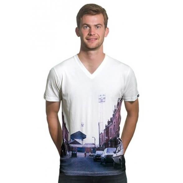 Stadium Street View T Shirt